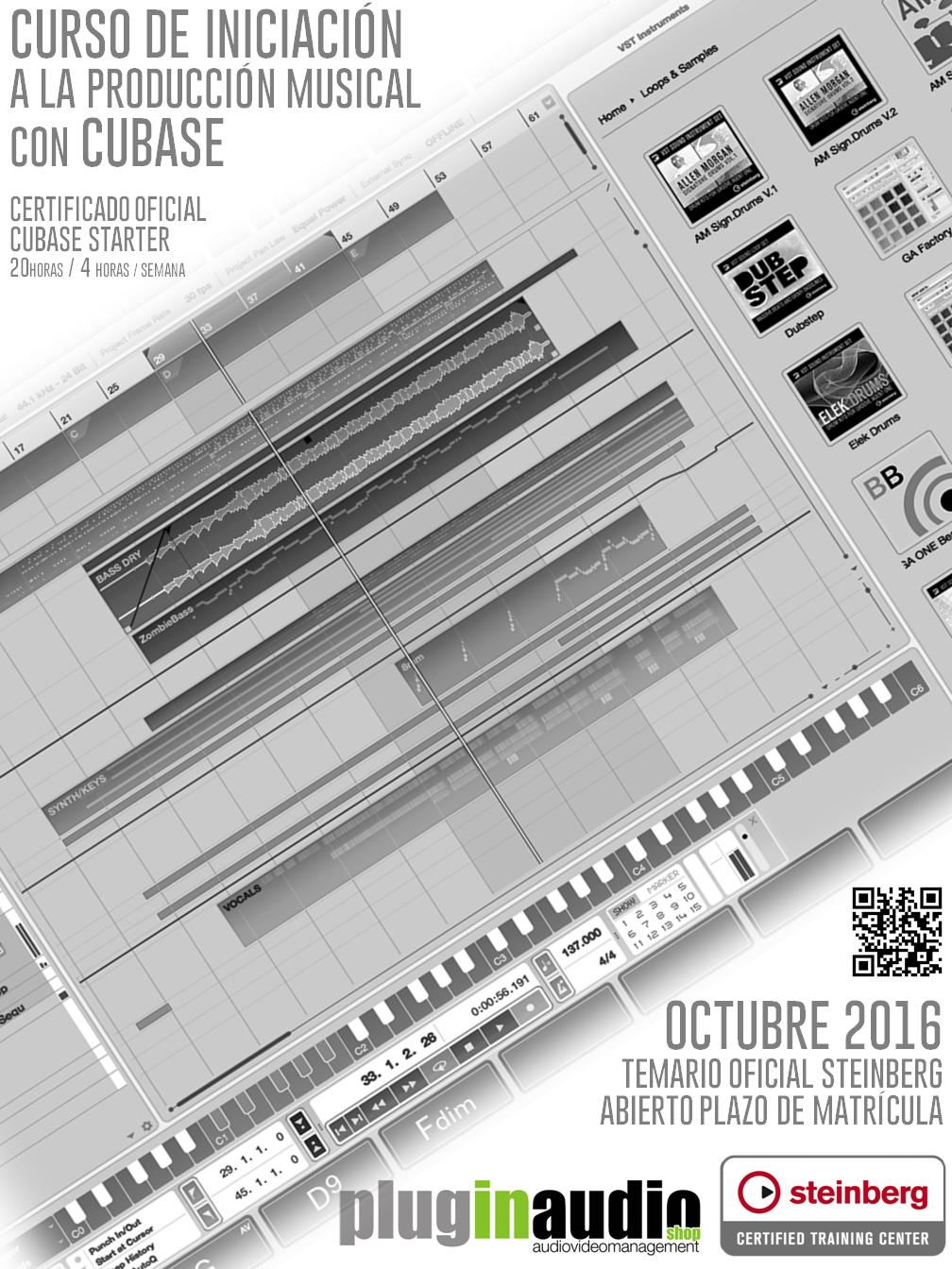 CURSOS OCTUBRE 2016