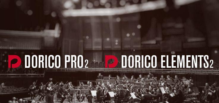 DORICO PRO 2.0 y Elements 2.0