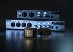 Steinberg UR-RT en colaboración con Rupert Neve