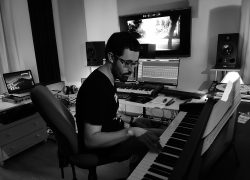 En el estudio con Gabriel Prada & Adam Audio