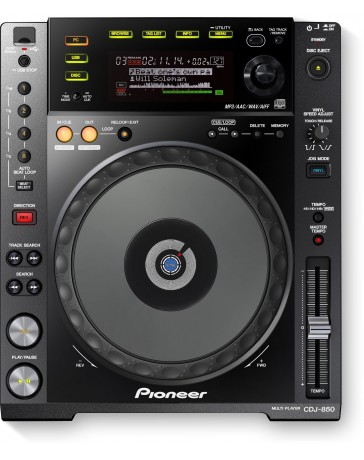 Pioneer CDJ850K