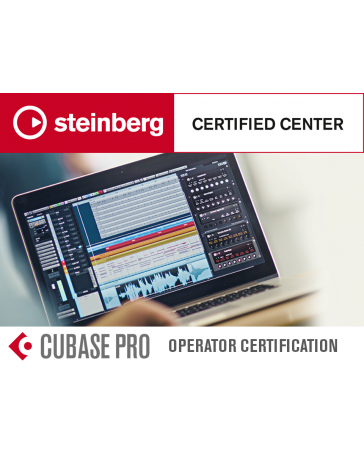 Cubase on-line PRO Operator
