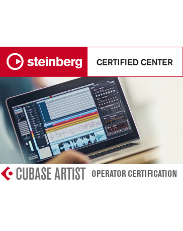 Cubase on-line Artist Operator