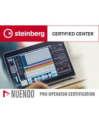 Nuendo on-line PRO Operator